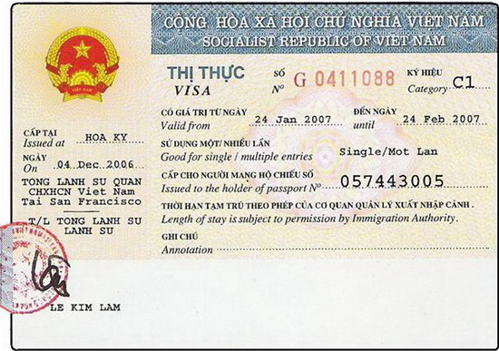 Vietnamese Citizen Travel To Usa